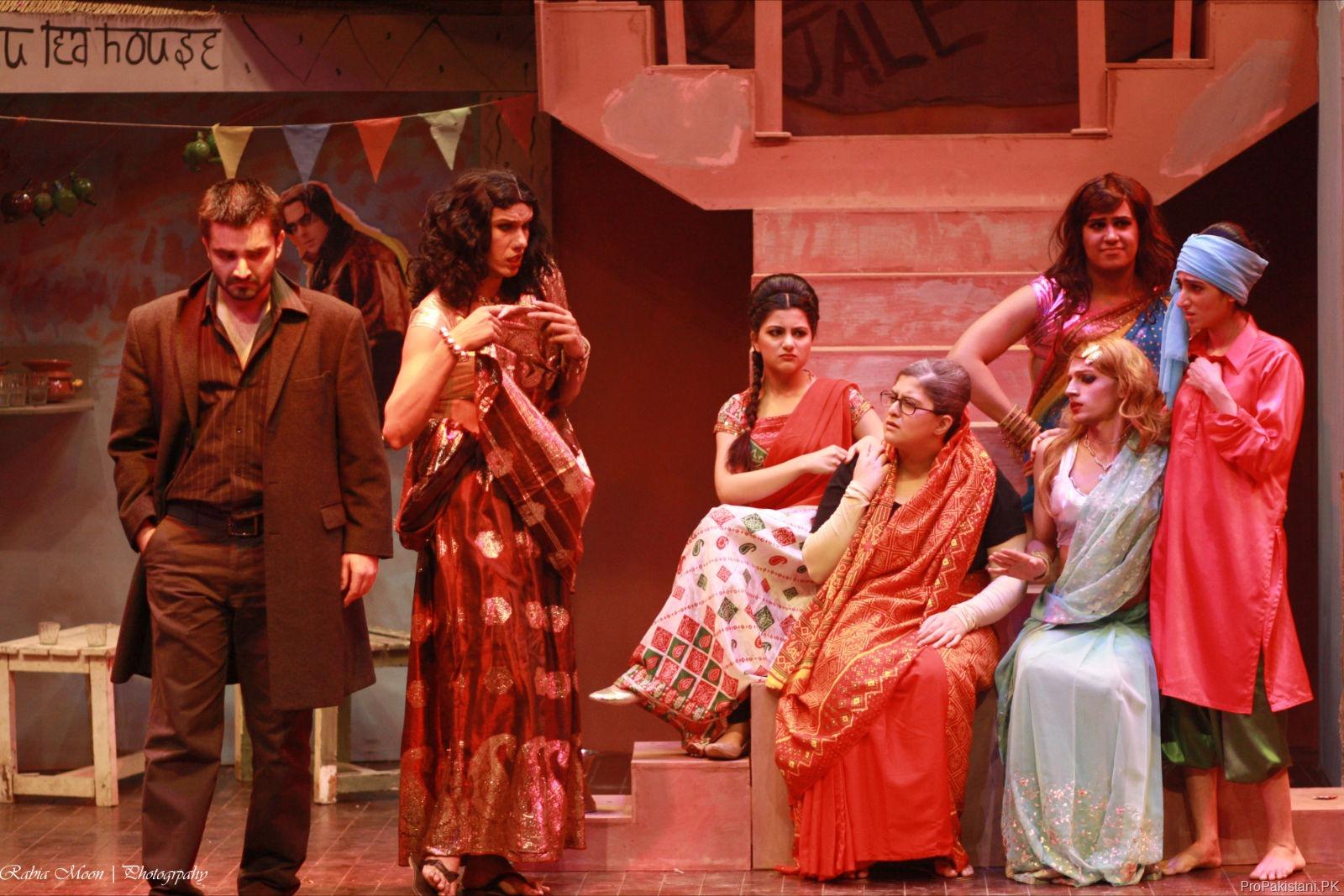 BOMBAY DREAMS in Karachi Arts Council – IV