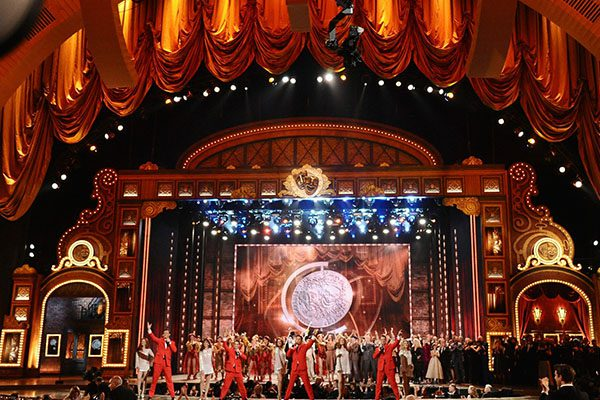 The 2017 Tony Awards show